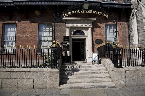 Ruta literaria en Dublín