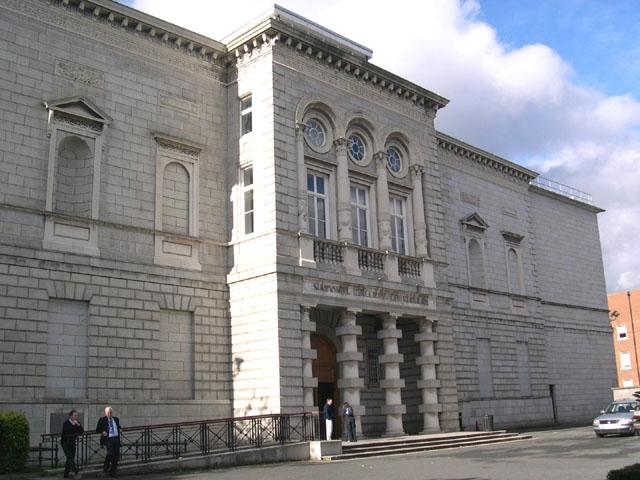La Galeria Nacional de Irlanda