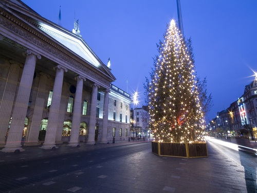 Nollaig Shona Dhuit, feliz navidad en Irlanda