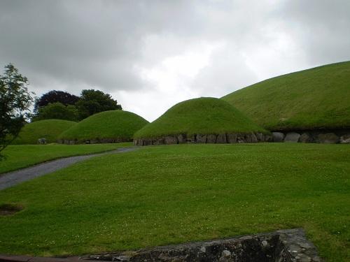 Reliquias del pasado en Irlanda, megalítico y neolítico