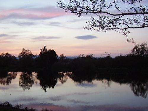 Paisajes naturales en irlanda