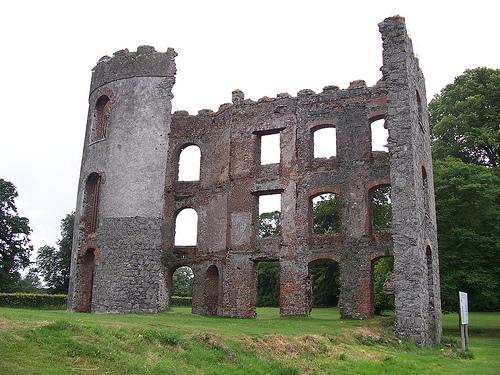 El Castillo Shane