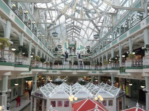 Compras en Dublin