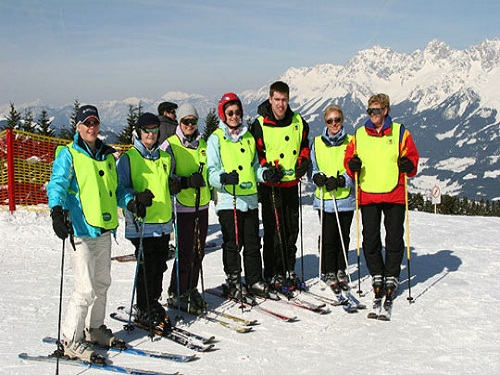 Club de Ski en Irlanda