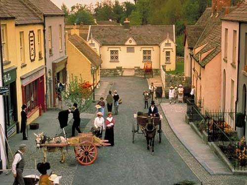 Parque Sligo Folk, en el Condado de Sligo
