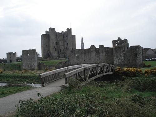 El Castillo de Trim, a orillas del río Boyne