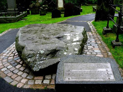 Downpatrick y la tumba de San Patricio