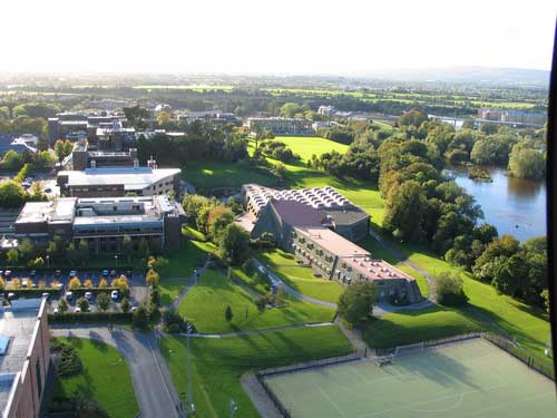 Universidad de Limerick, estudiar en Irlanda